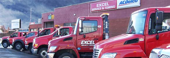 Excel Towing & Service of Rochester, NY