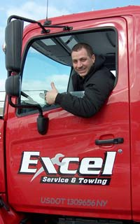 Excel Towing and Service of Rochester, NY